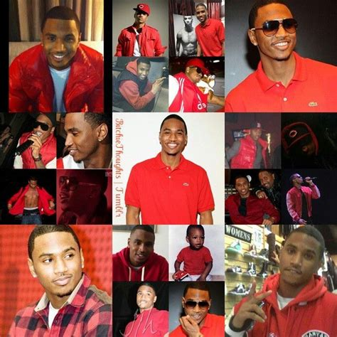 august alsina favorite color trey songz in his fav color trey songz chris