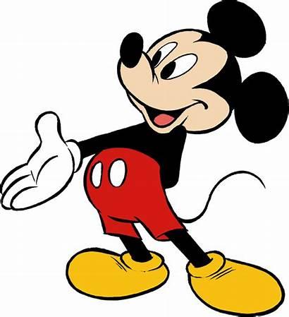 Mickey Mouse Disney Dessin Personnage Avec Cartoon