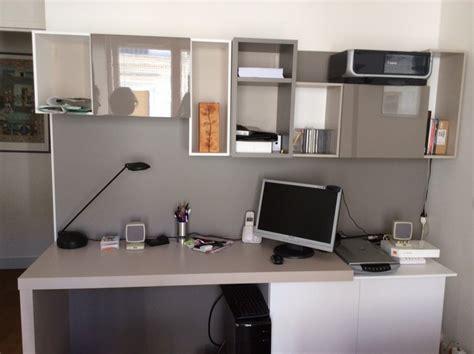 bureau dans chambre amenagement poste bureau dans une chambre d 39 ami modern