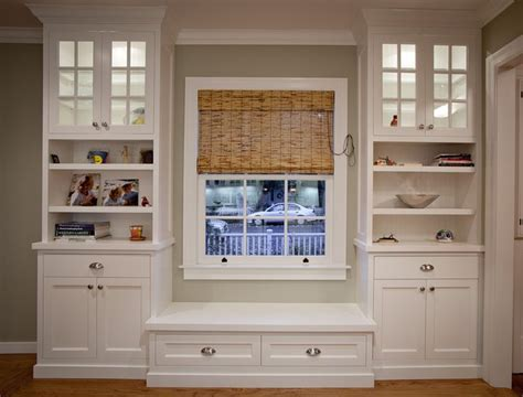 built  bookcases  cabinets images