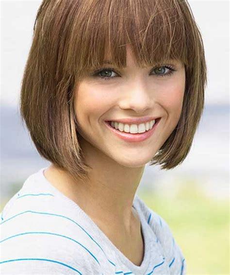 straight short hairstyles   short