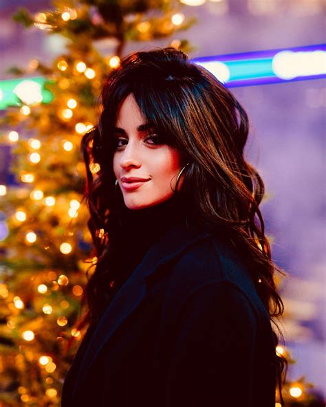 Camila Cabello New Year Eve Instagram Pictures