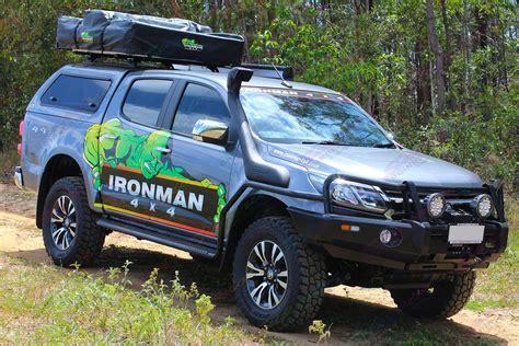 Ironman Roof Top Tent & ... 4x4 Awning Tent C&ing Car