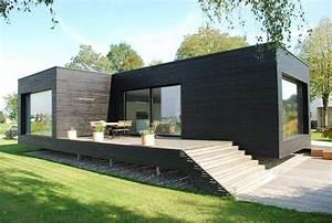 Container Anbau An Haus : gartenansicht h user von schroetter lenzi architekten architektur haus moderne h user und ~ Indierocktalk.com Haus und Dekorationen
