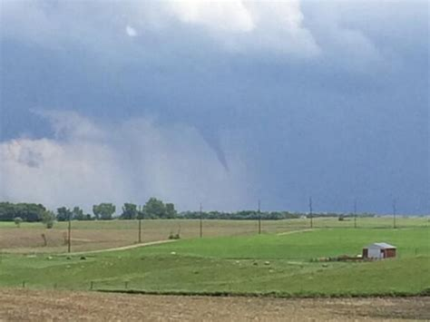 tornado reported  canton  thursday afternoon