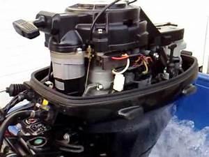 Suzuki 15 Hp Short Shaft 4 Stroke Electric Start