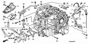 Atf Pipe For 2011 Honda Civic Fd1
