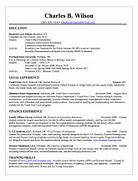 Charles B Wilson Charles Wilson Financial Law Resume Supply Chain Resume Examples Source Sports Administration Sample Resume Warehouse Sample Sports Resume Template Resume Format Download Pdf