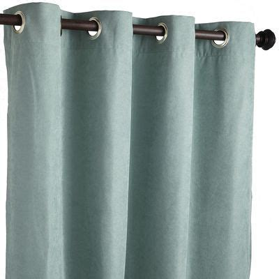 pier one outdoor curtain rod calliope grommet curtain curtains and