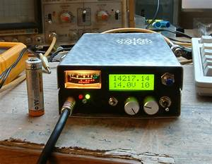 Qrp Transceiver For The 20