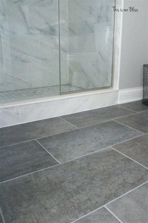 gray bathroom tile ideas tile gray floor color idea like the whtie tiles in shower