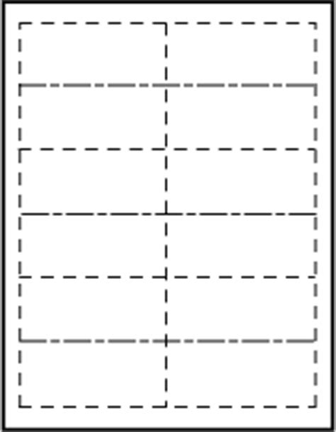 Place Card Template 6 Per Sheet