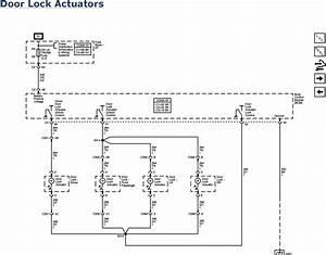 2008 Impala Door Lock Actuator Wiring Diagram