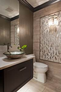 Noland company contemporary powder room colour schemes st for Bathroom earth tone color schemes