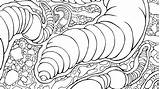 Worms Drawing Coloring Getdrawings Adult sketch template