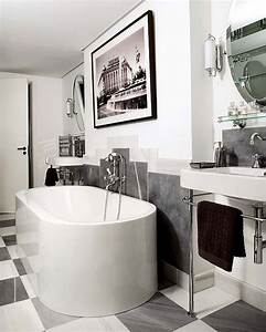 30 great pictures and ideas art nouveau bathroom tiles With art deco black and white bathroom