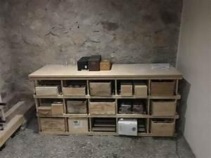 amenagement cave a vin cave vins savoie installation am With idee d amenagement exterieur 9 mobilier sur mesure lynium metz