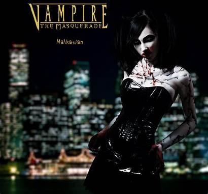 Malkavian Masquerade Sambriggs Deviantart Vampire Briggs Sam