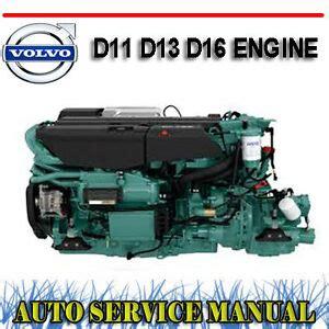 volvo truck    engine workshop service repair