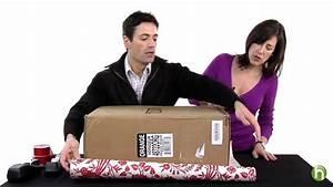 Comment Emballer Un Cadeau : comment emballer un gros cadeau youtube ~ Melissatoandfro.com Idées de Décoration