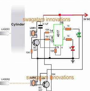 Industrial Motion Sensor Circuit