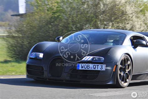 2015 Bugatti Chiron by Bugatti Chiron Mule 6 July 2015 Autogespot