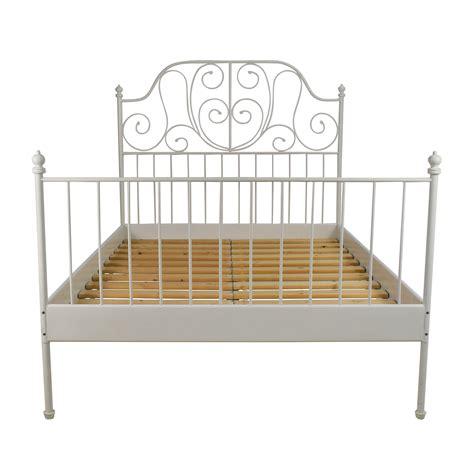 ikea headboard and frame 74 ikea ikea leirvik size bed frame beds