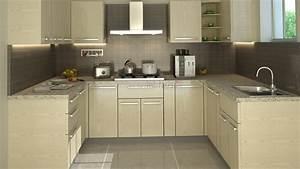 U Shaped Modular Kitchen Design Nano At Home
