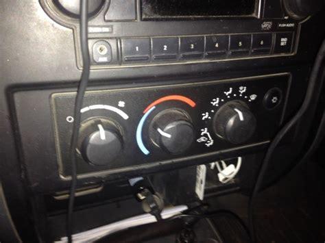 dodge durango heater fan not working dodge dakota heater not working thriftyfun