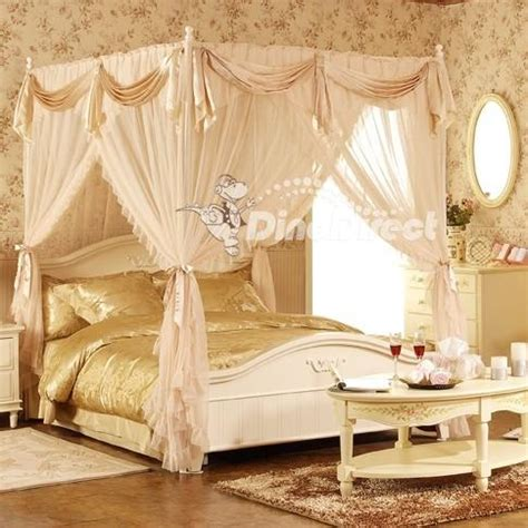 gold canopy bed curtains gold canopy bed canopy beds for the modern bedroom