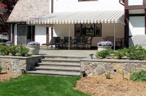 stationary patio awnings westchester county ny fixed