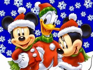 Funny wallpapers|HD wallpapers: mickey mouse christmas ...