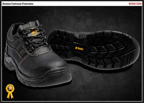 Dromex Boxer Safety Shoes