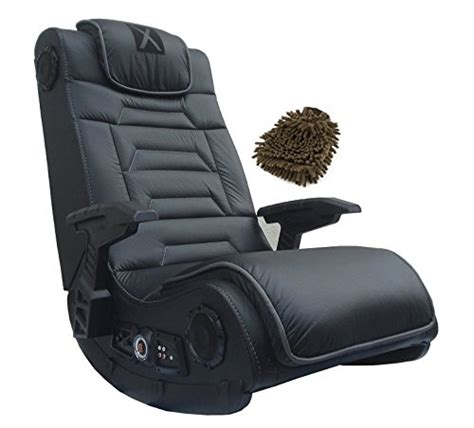 Rocker Gaming Chair W Sound by 51259 X Rocker Pro H3 512597 Gaming Chair 4 1 Audio