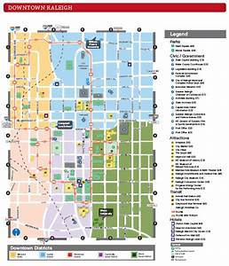 Downtown Raleigh Map | My blog