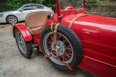 It was the most successful of the bugatti racing models. Bugatti Type 35 37 Replica Kit Car