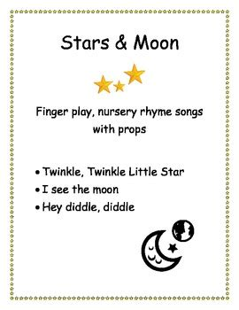 and moon finger play songs tpt 612 | original 823092 1