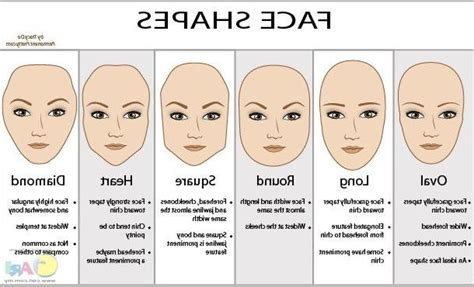 collection  short haircuts   face shapes