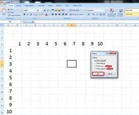 Excel Insert Row Shortcut