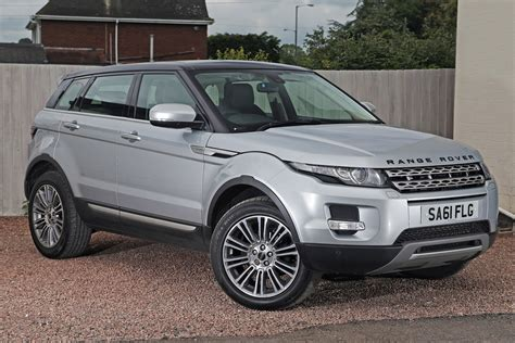 Land Rover Car : Used Range Rover Evoque Review