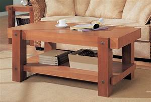 Coffee table cheap rustic coffee tables glass gallery for Cheap oak coffee table
