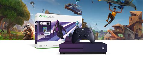 xbox   fortnite battle royale special edition bundle