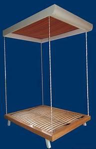 Lit Escamotable Plafond : un lit qui se range au plafond news d co d co ~ Premium-room.com Idées de Décoration