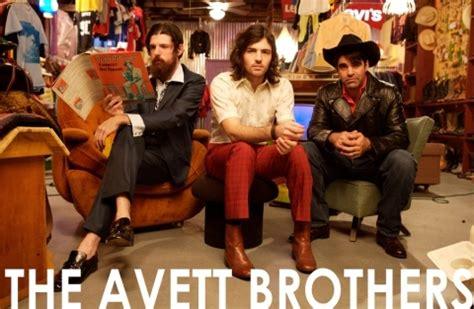 the avett brothers playlist