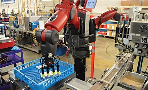 collaborative robots improve capacitor manufacturing