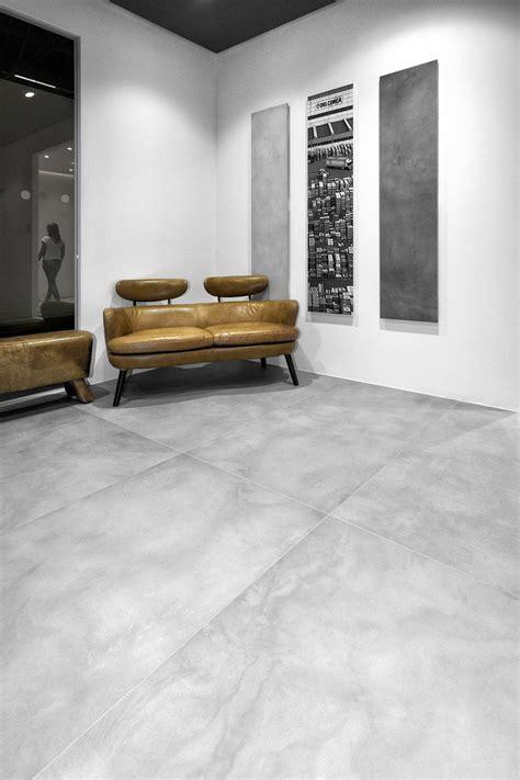 pavimenti porcellanato i pavimenti in gres porcellanato con effetto cemento hanno