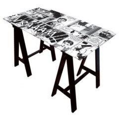 plateau de verre bureau bureau enfant ado adultes bureau et mobilier pour