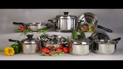 amway queen cookware india demo
