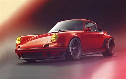 Porsche Singer Wallpapers Cars Dls Daily Wallhaven