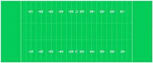 Canadian Vs American Football Field Dimensions Pictures To